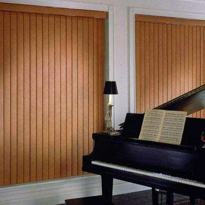 3.5 in. Decorative Vinyl Vertical Blind