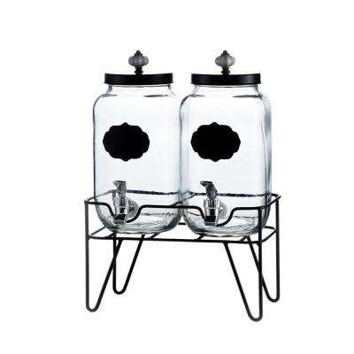 Manchester Beverage Dispenser Set