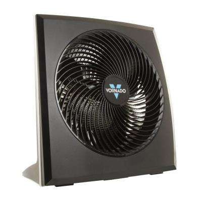 Flat Panel Whole Room Air Circulator Fan (Full Size)