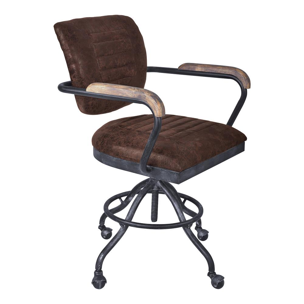 Brice Brown Office Chair