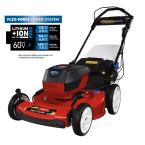 22 in. Recycler 60-Volt Max Lithium-Ion Cordless Battery Walk Behind Personal Pace Mower - Battery/Charger Not Included