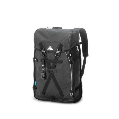 Ultimatesafe Z28 22 in. Charcoal Backpack with Laptop Compartment