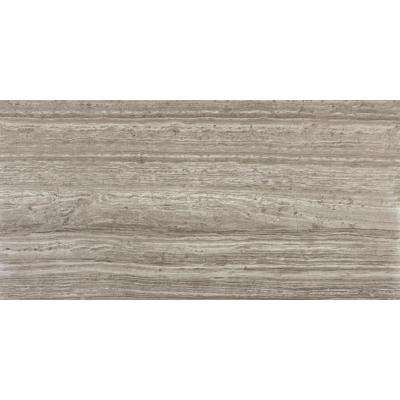 Mare Cafe 12 in. x 24 in. Glazed Polished Porcelain Floor and Wall Tile (16 sq. ft. / case)