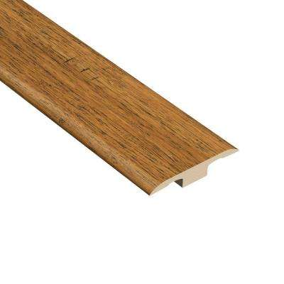 Strand Woven Bamboo Tavern 1/8 in. Thick x 1-3/8 in. Wide x 94-1/2 in. Length Vinyl T-Molding