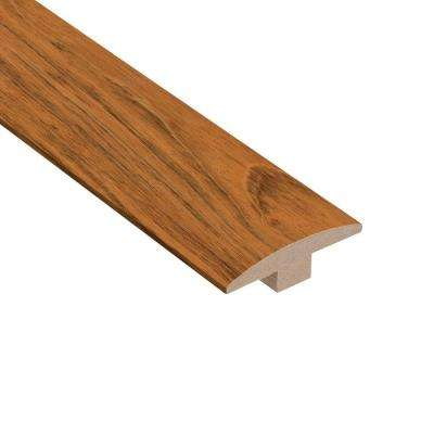 Jatoba Natural Dyna 3/8 in. Thick x 2 in. Wide x 78 in. Length Hardwood T-Molding