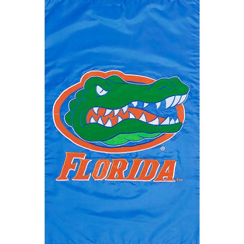 Evergreen Enterprises NCAA 12-1/2 in. x 18 in. Florida 2-Sided Garden Flag