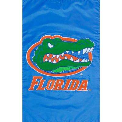 NCAA 12-1/2 in. x 18 in. Florida 2-Sided Garden Flag