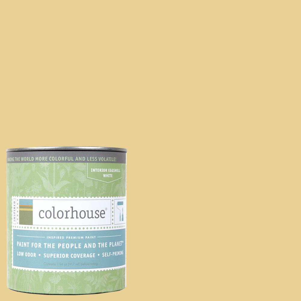 1 qt. Beeswax .02 Eggshell Interior Paint