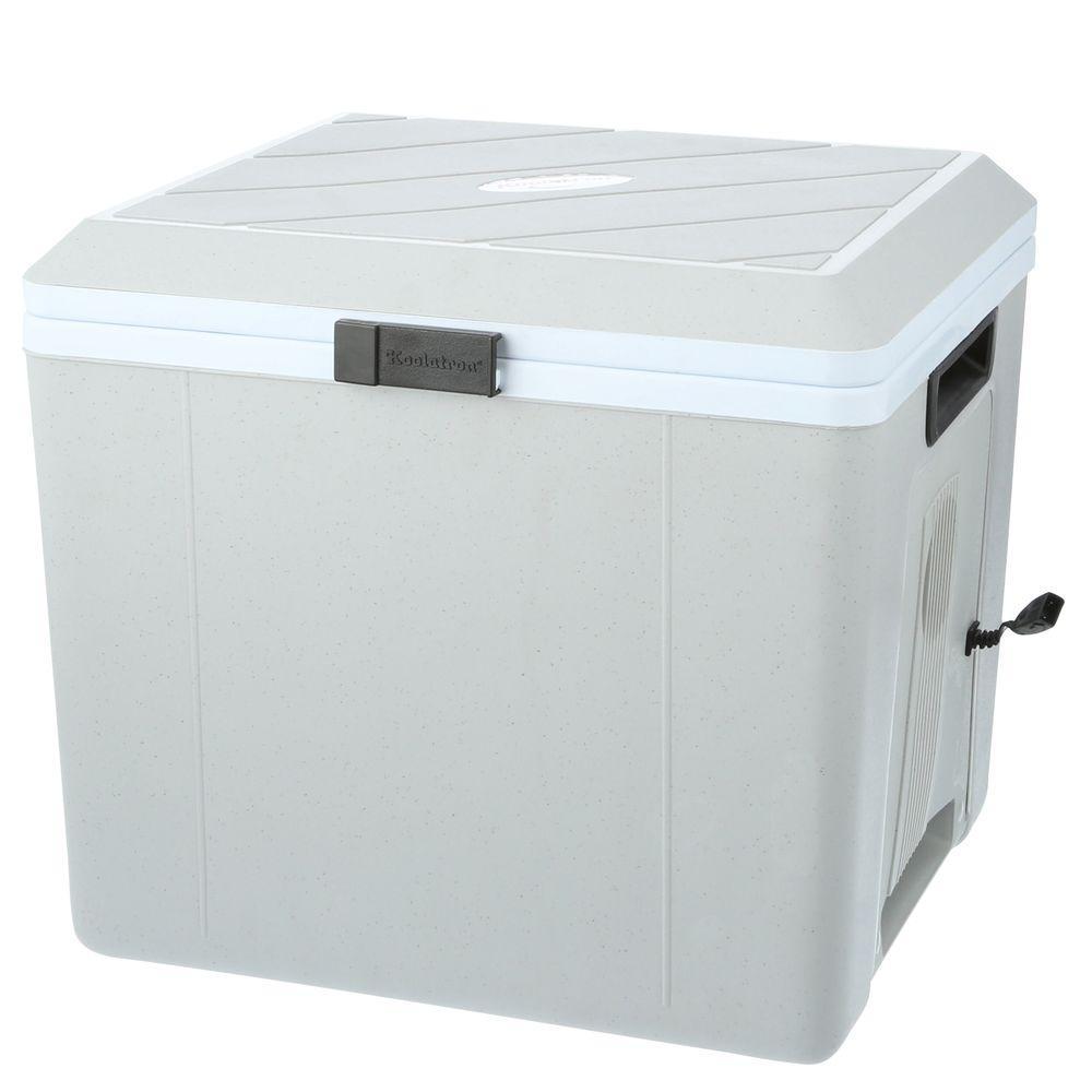 Click here to buy Koolatron 29 qt. Voyager Cooler (12-Volt) by Koolatron.