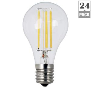 Feit Electric 40W Equivalent Soft White (2700K) A15 Intermediate Dimmable... by Feit Electric