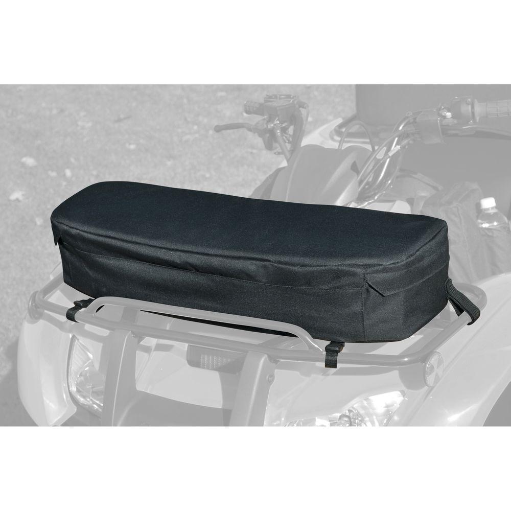 Black Front Rack Bag