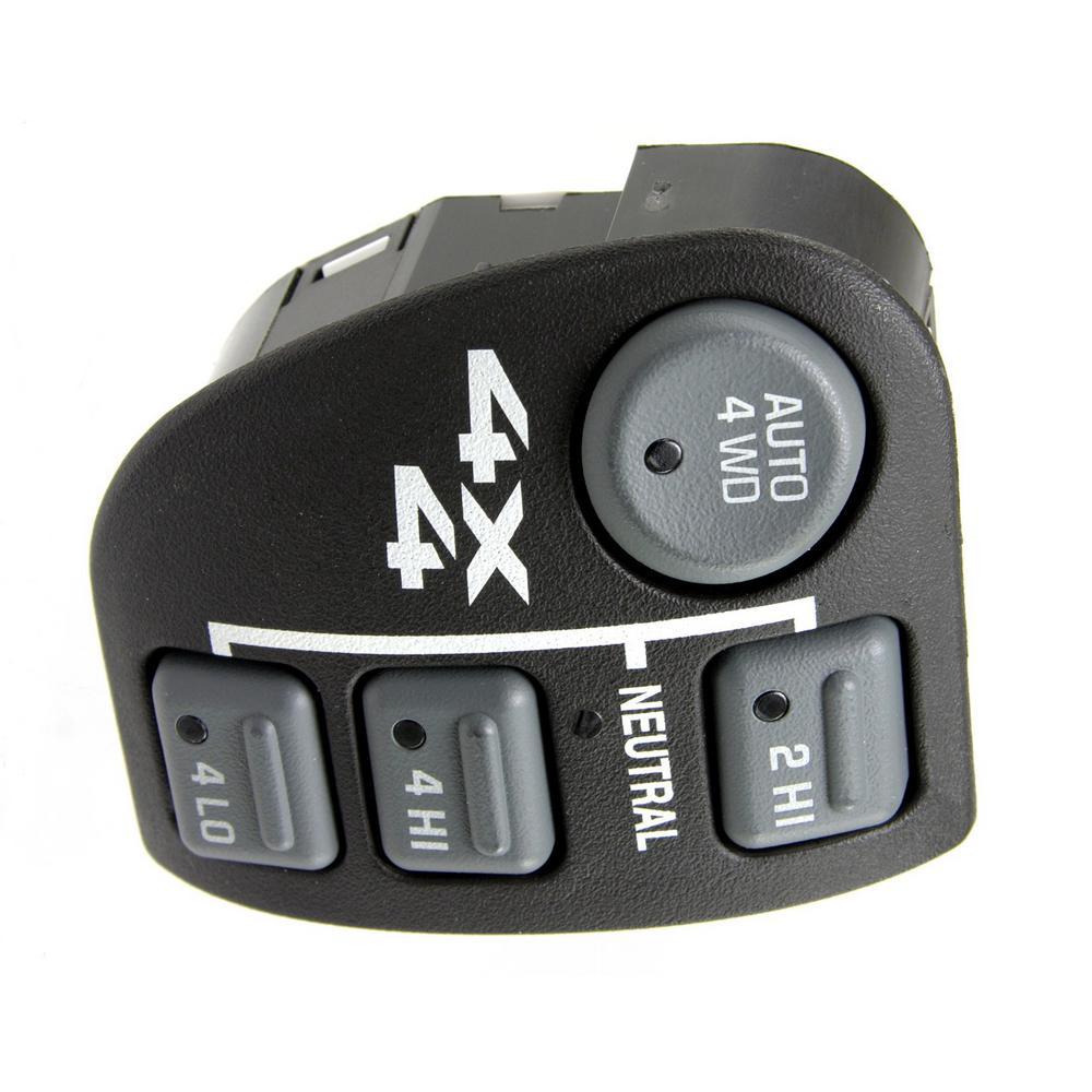 4WD Switch fits 1998-2004 Oldsmobile Bravada