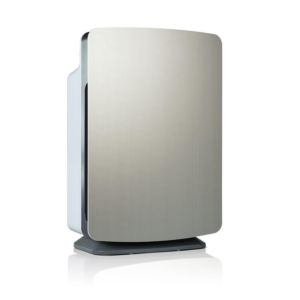 Alen BreatheSmart Customizable Air Purifier with HEPA-Silver Filter to Remove Allergies Mold and Bacteria