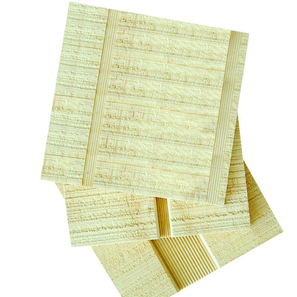 (Nominal: 5/8 in x 4 ft. x 8 ft.; Actual: 0.625 in. x 48 in. x 96 in.) 8 IN OC Plywood Siding Panel