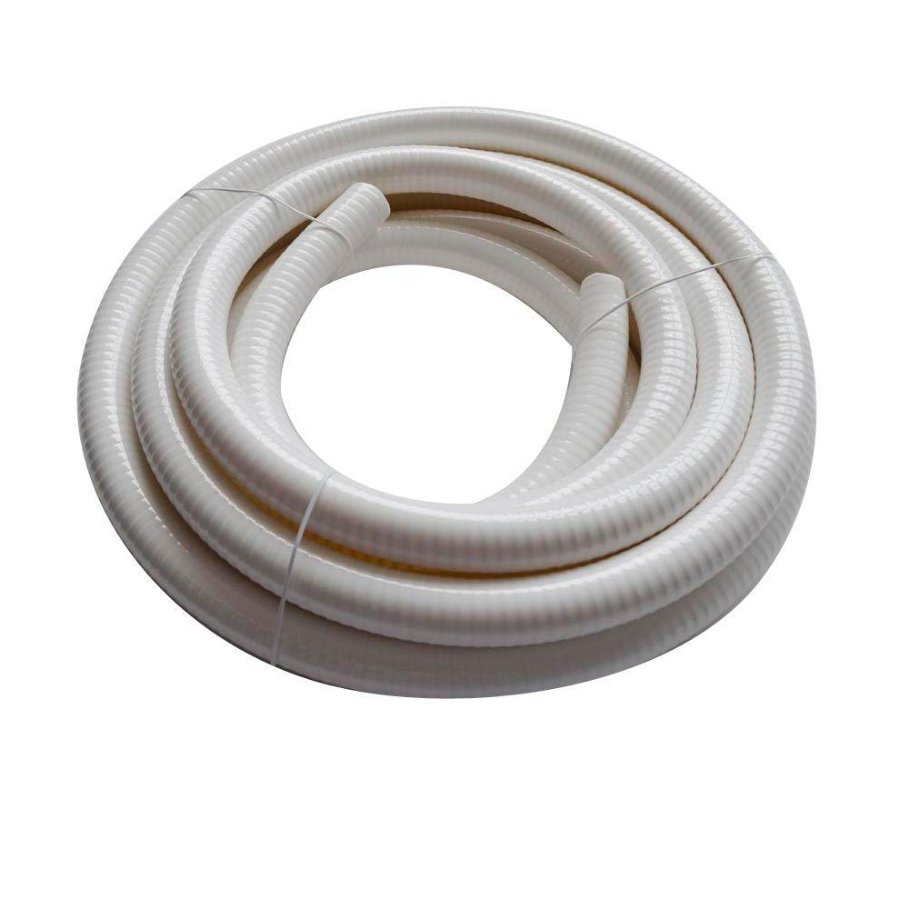 Everbilt 1 In I D X 25 Ft Flexible Spa Tubing 1000017954 The Home Depot