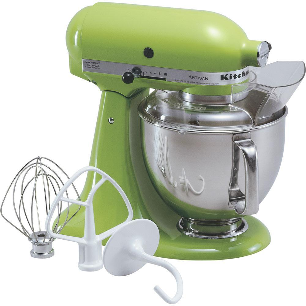 Ordinaire Internet #100497591. KitchenAid Artisan 5 Qt. Green Apple Stand Mixer