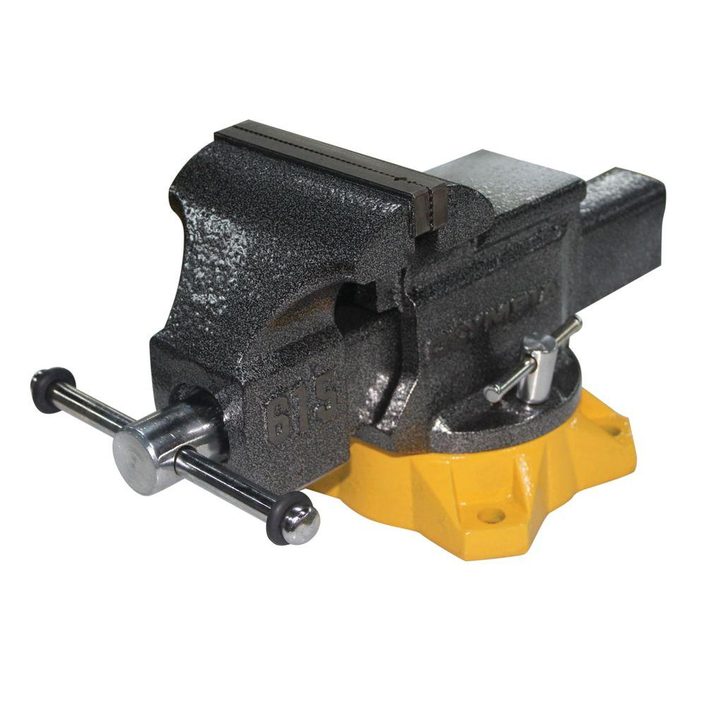 5 in. Mechanic's Bench Vise
