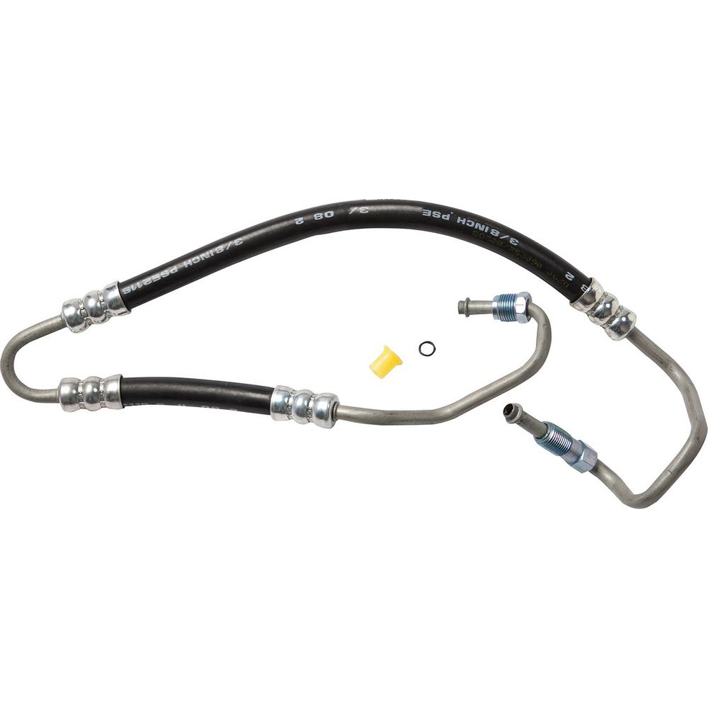 Power Steering Pressure Line Hose Assembly-Pressure Line Assembly fits Cherokee