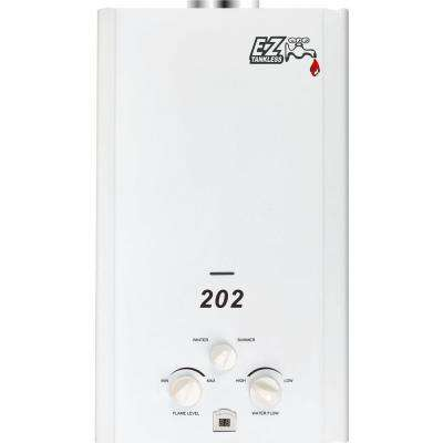 202 4.0 GPM 85,000 BTU Propane Gas Portable Tankless Water Heater