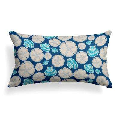 Cape May Rectangular Outdoor Lumbar Throw Pillow
