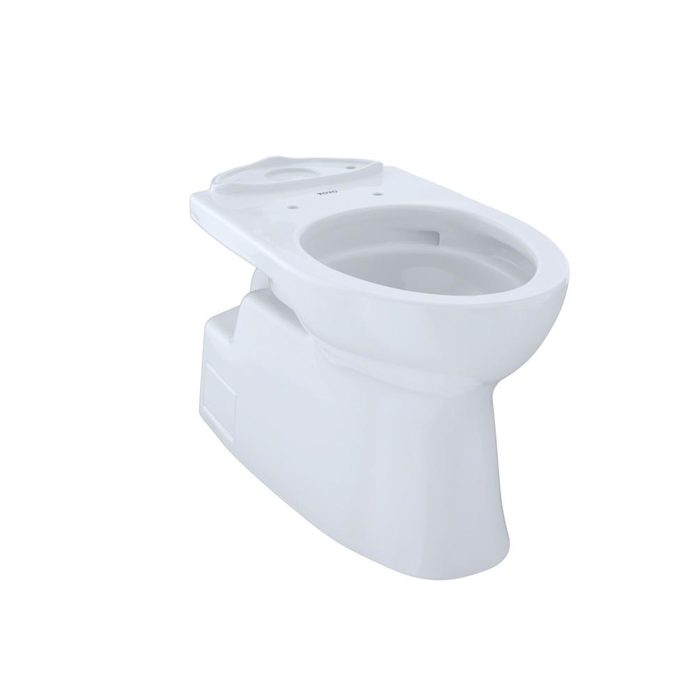 Toto Vespin II Connect+ Elongated Toilet Bowl Only with C...