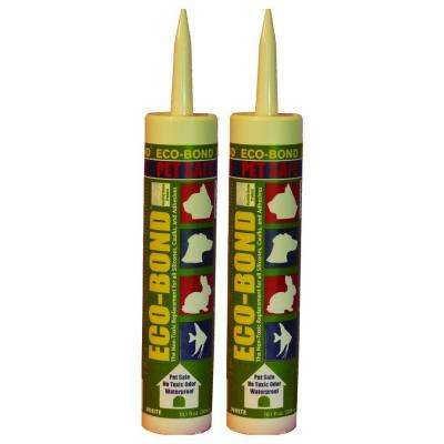 10.1 oz. Pet Safe Adhesive/Sealant (2-Pack)
