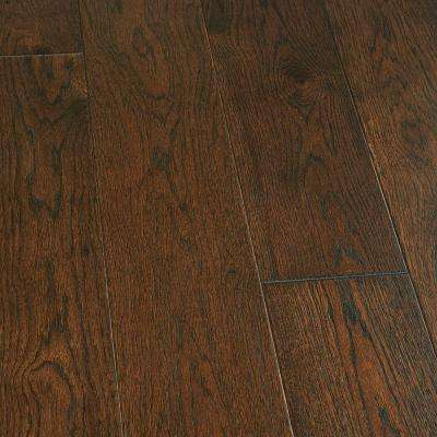 Hickory Trestles 3/8 in. Thick x 6-1/2 in. Wide x Varying Length Click Lock Hardwood Flooring (23.64 sq. ft. / case)