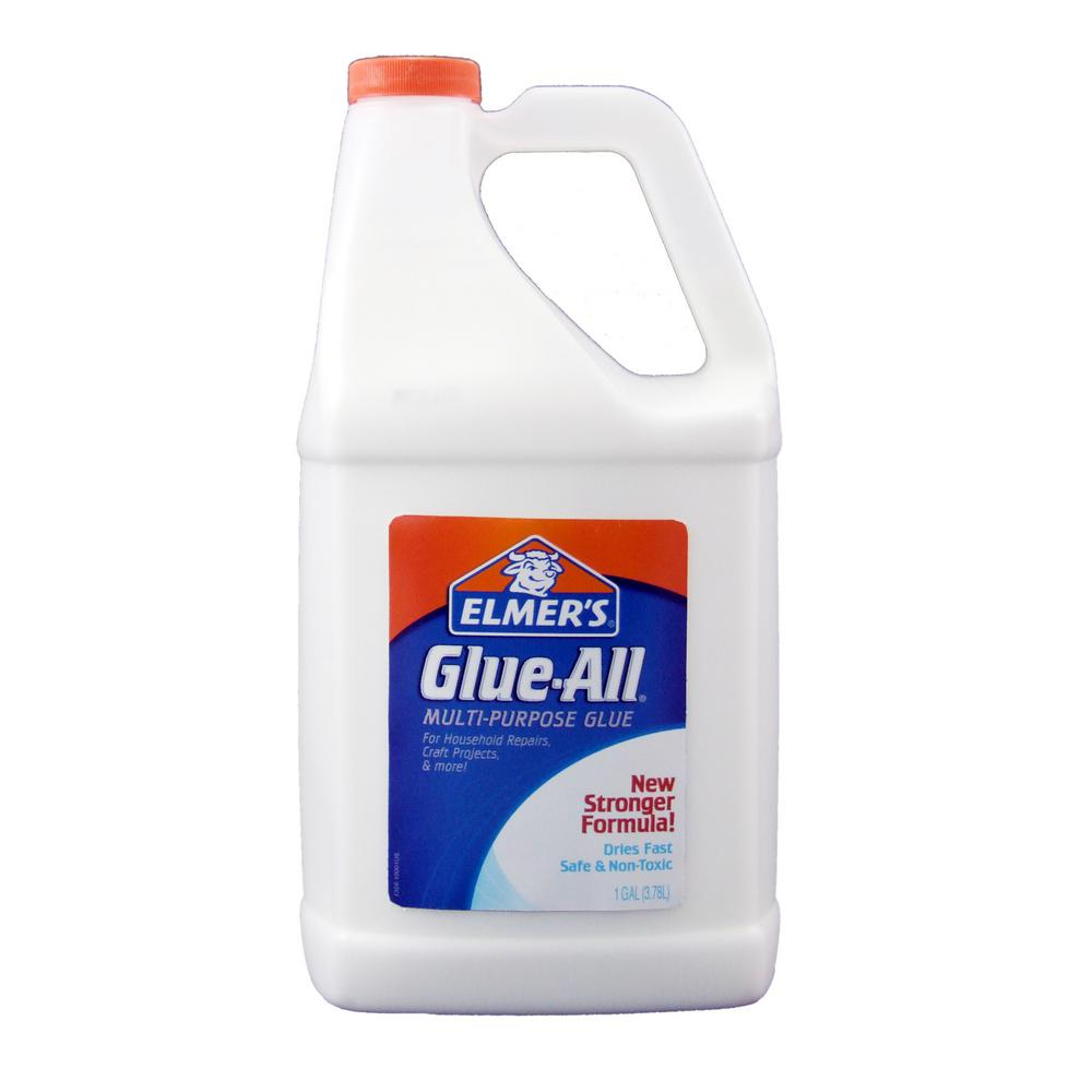 elmer s 1 gal white multi purpose glue e1326 the home depot