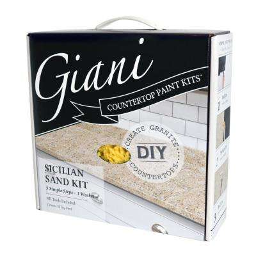 Sicilian Sand Countertop Paint Kit