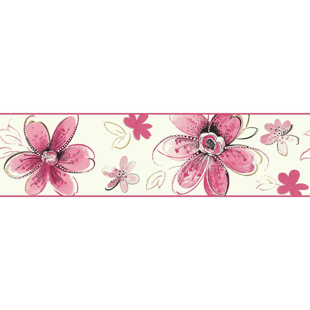 York Wallcoverings Brothers And Sisters V Bohemian Floral