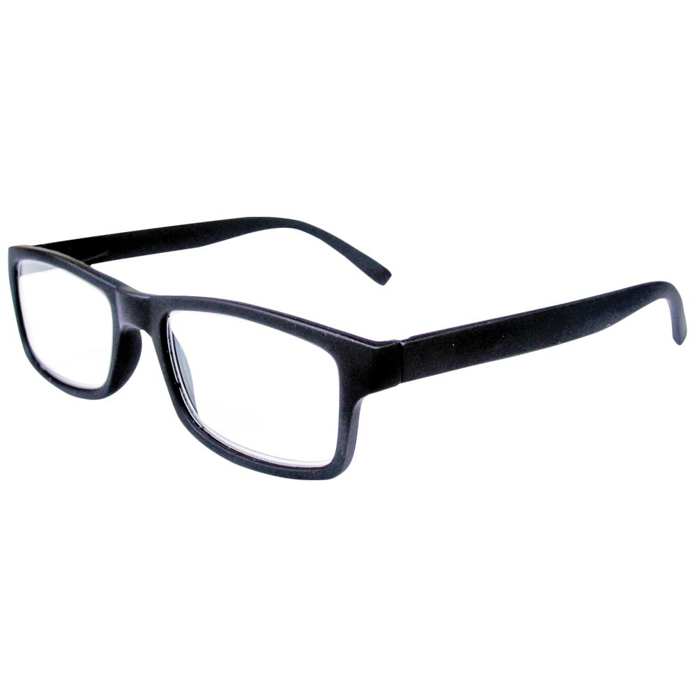 Magnifeye Magnifeye Reading Glasses Retro Black 1.25 Magnification