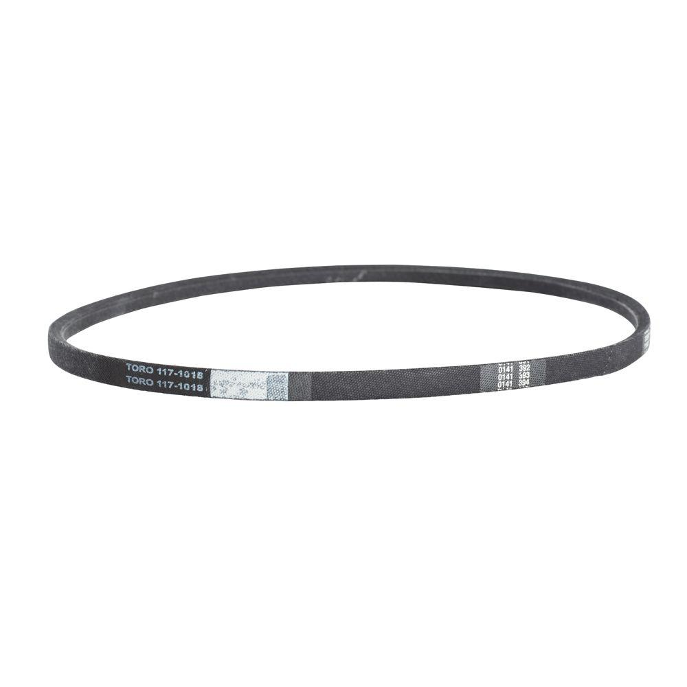 Toro 22 in. Drive Belt for FWD Toro WPM (2009 and Newer)
