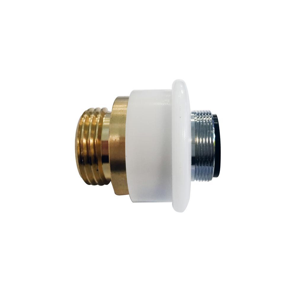 Sun Joe Garden Hose to Standard Faucet LeakProof Large Snap