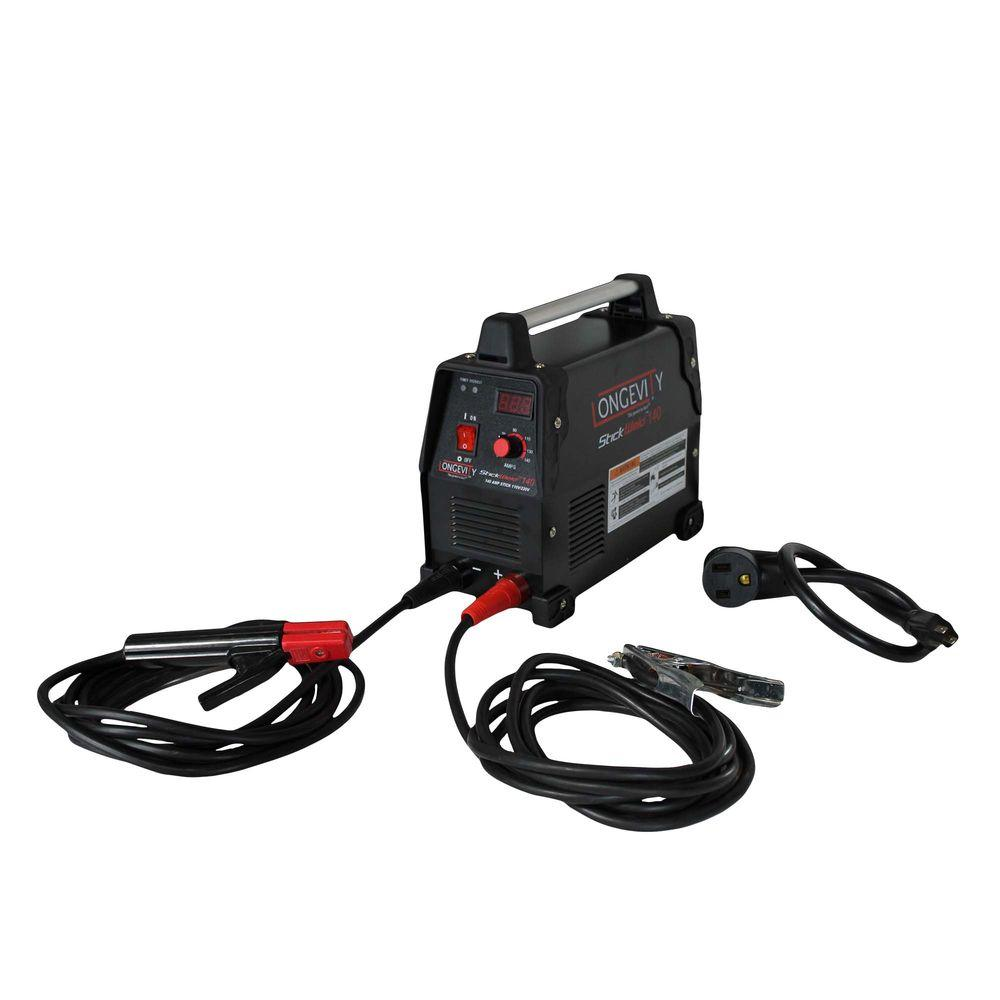 Longevity Stickweld 140 Stick Welder With A 60 Duty Cycle 880306