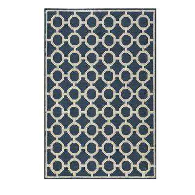 Espana Denim 2 ft. x 3 ft. Area Rug