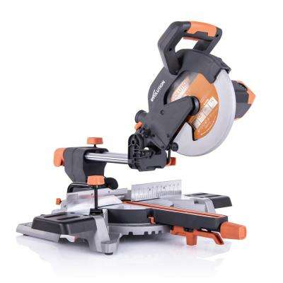 15 Amp 10 in. Sliding Compound Miter Saw with Multi-Material Blade