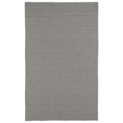 Rectangle Gray Bright Outdoor Rugs Rugs The Home Depot