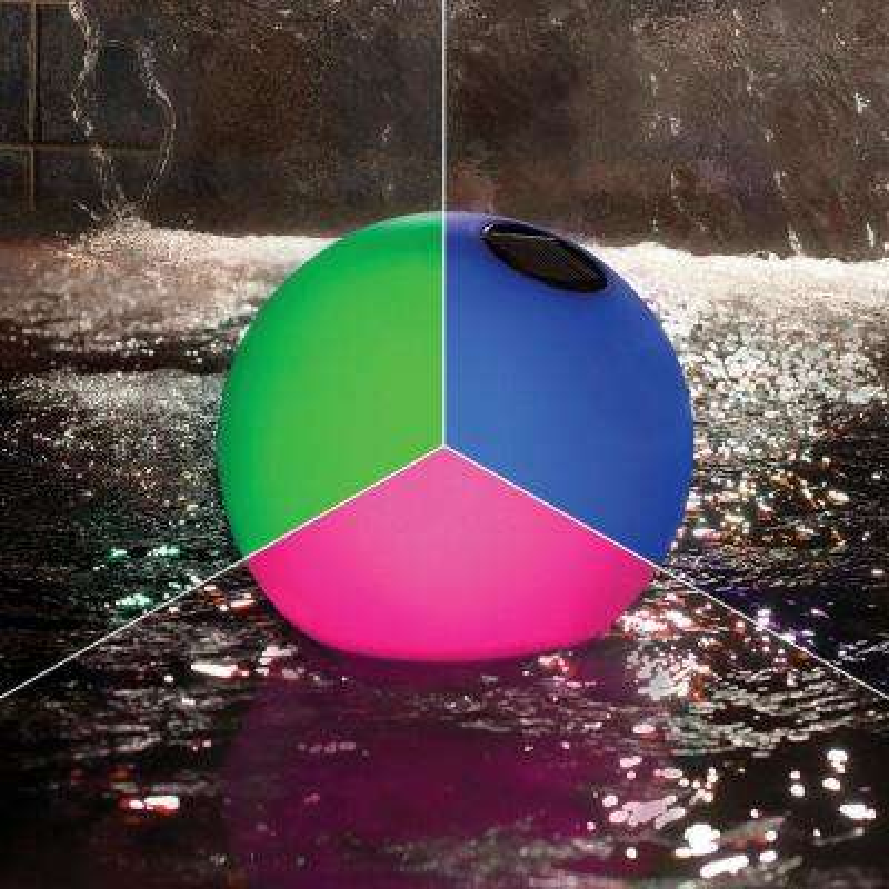 Solar Light-Up Globe Pool Chlorinator