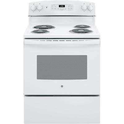 Ge Electric Ranges The Home Depot