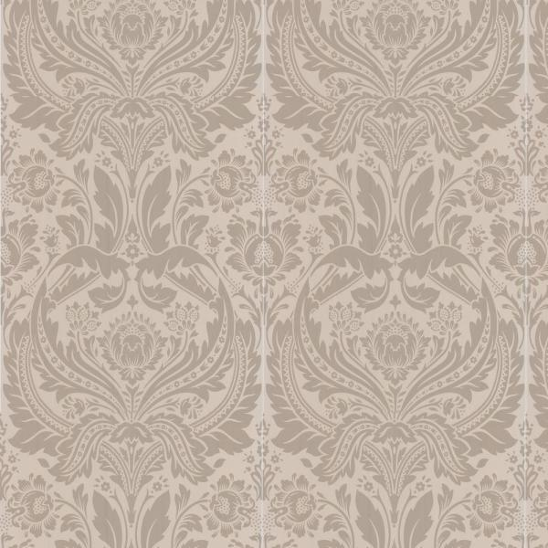 Graham Brown Desire Beige Wallpaper 50 186 The Home Depot
