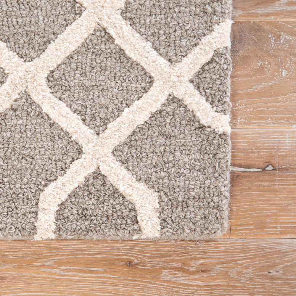 Nuloom Park Avenue Trellis Nickel 5 Ft X 8 Ft Area Rug