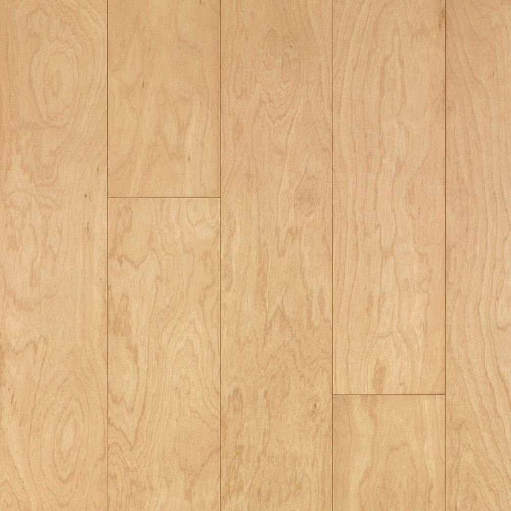 Bruce take home sample town hall exotics birch natural for Bruce hardwood floors 5