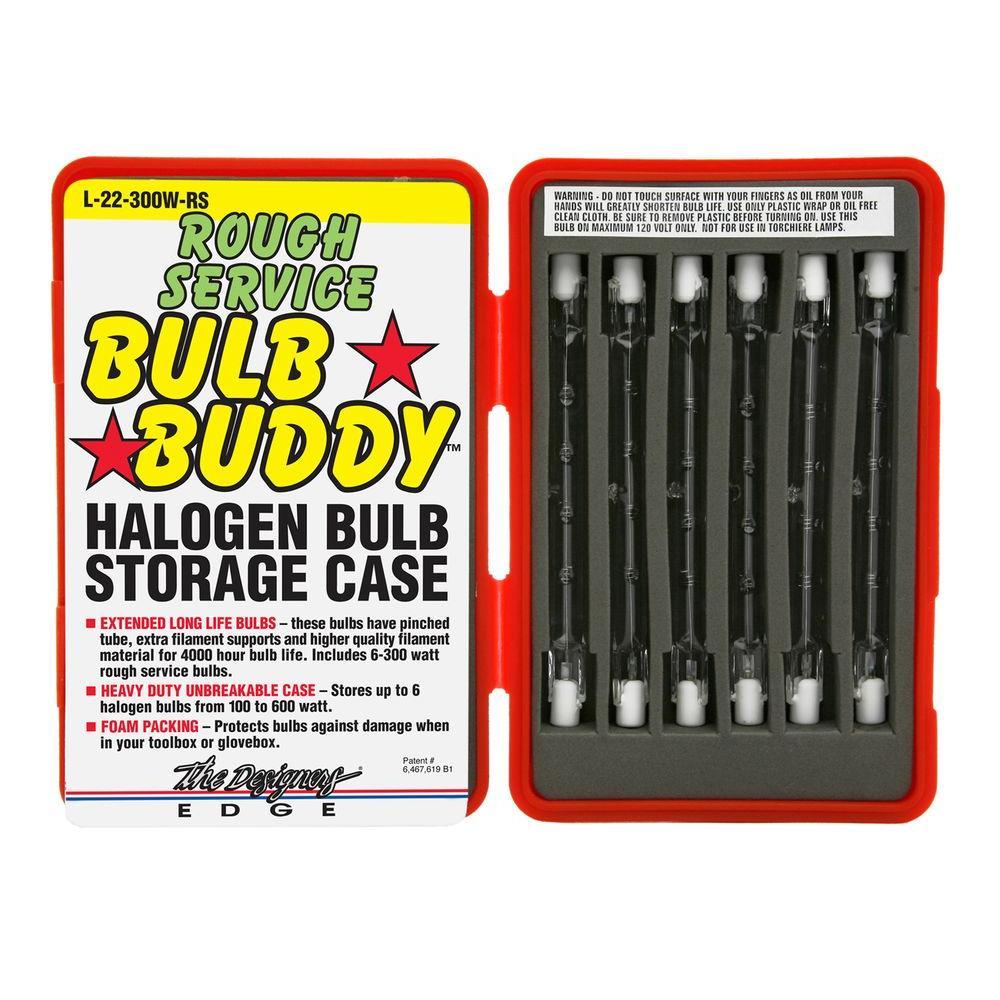 Bulb Buddy with 6 - 300 Watt Bulb