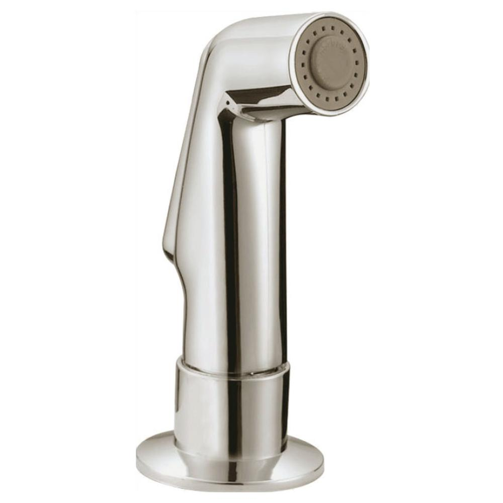 Kitchen Replacement Side Sprayer Only in Satin Nickel