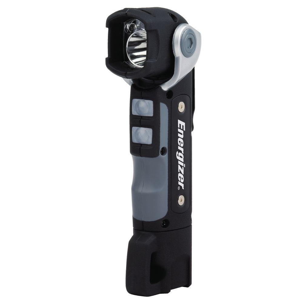 Energizer Hardcase 2AA LED Swivelhead Flashlight