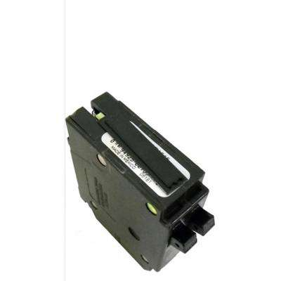 New Interchangeable 20 Amp/20 Amp 1 in. 1-Pole Twin Replacement Circuit Break