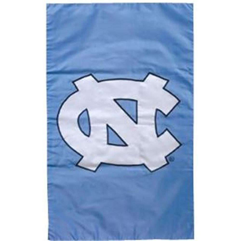 NCAA 12-1/2 in. x 18 in. North Carolina 2-Sided Garden Flag