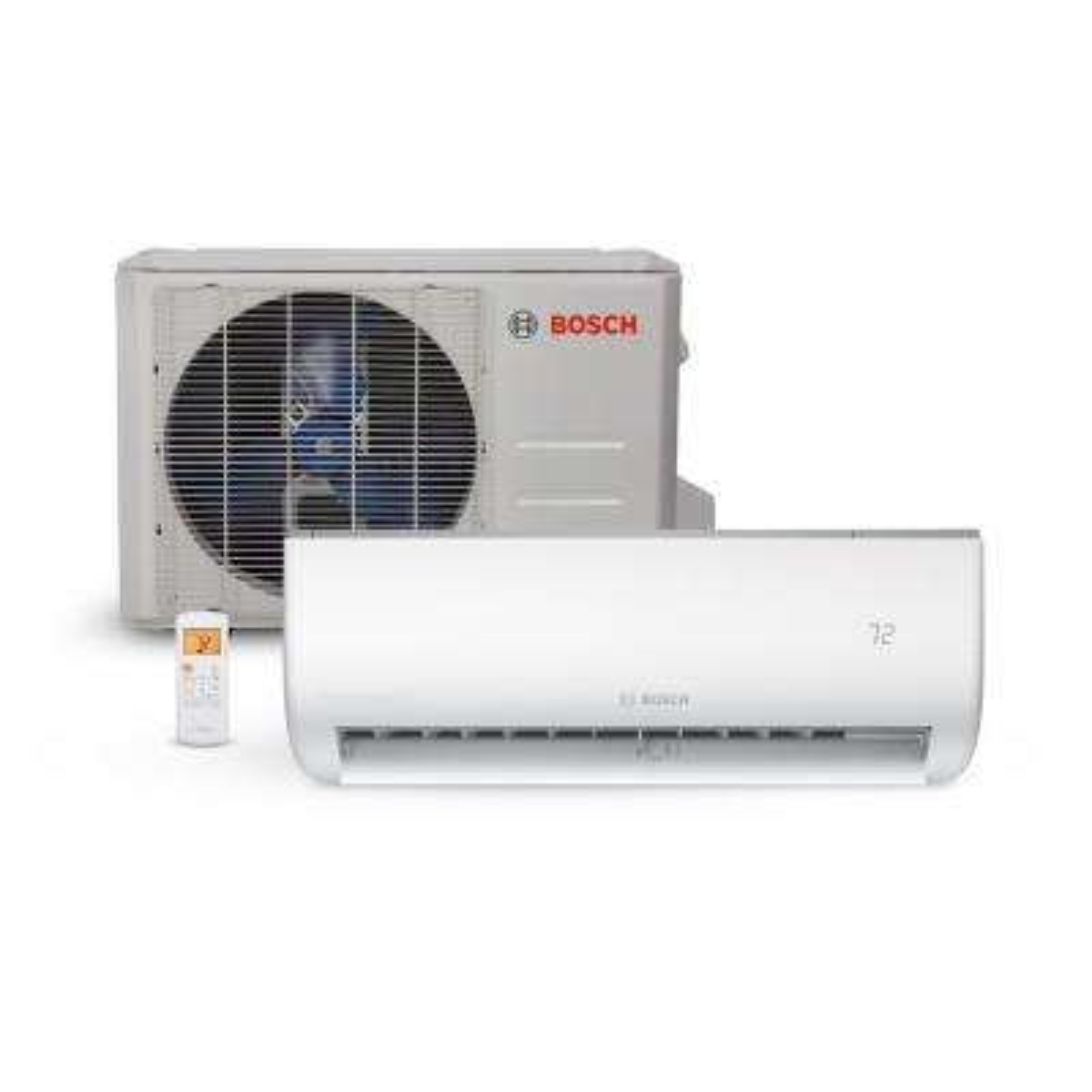 Climate 5000 ENERGY STAR 18,000 BTU 1.5-Ton Ductless Mini Split Air Conditioner and Heat Pump 230-Volt/60 Hz