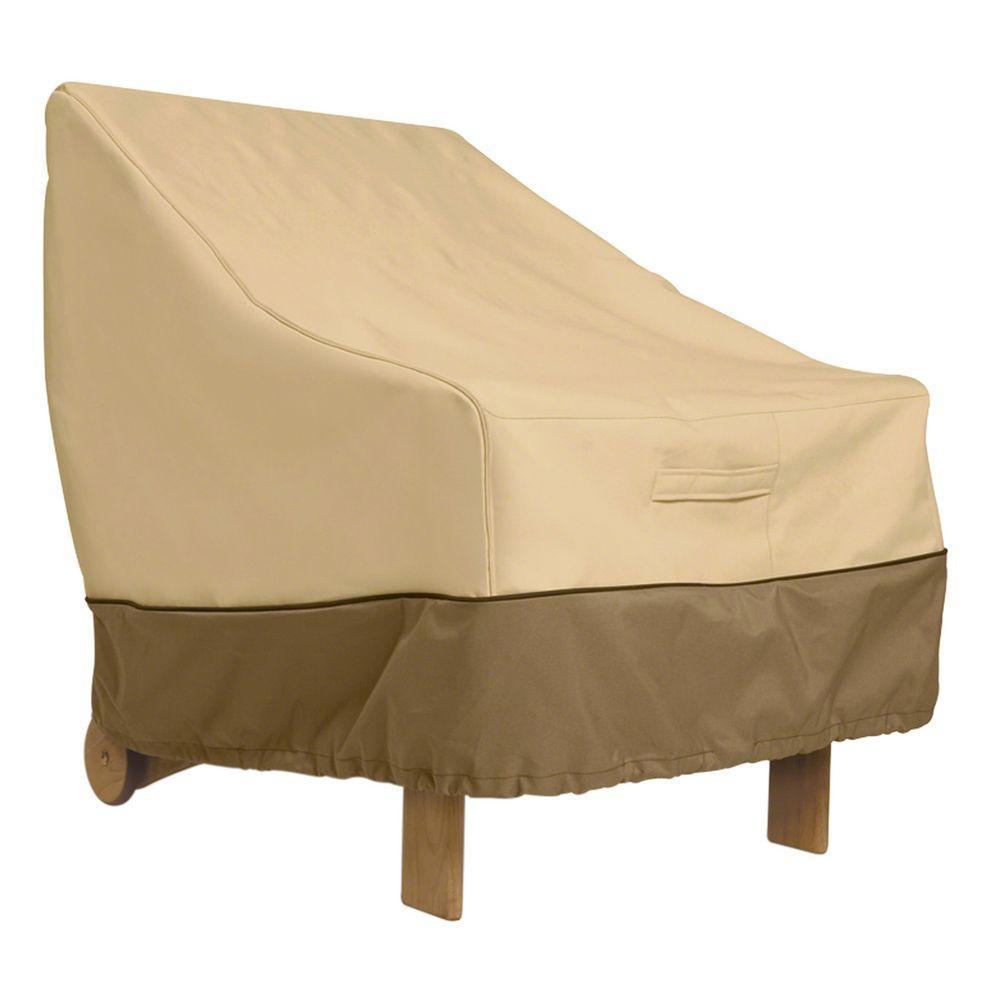 Classic Accessories Veranda Cover For Hampton Bay Spring Haven Wicker Patio Lounge Chair