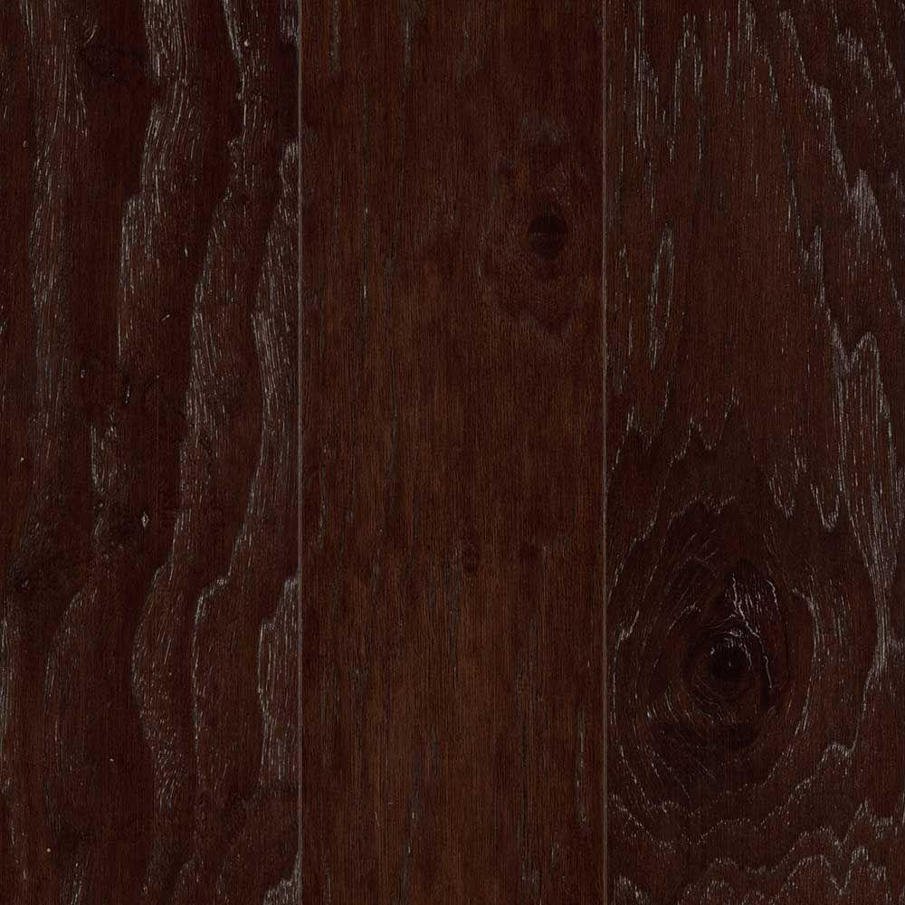 Mohawk Hamilton Canyon Brown Hickory 3 8 In Thick X 5 Wide